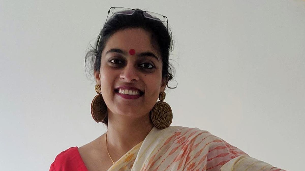 FMCH banner - Sruthi Iyer