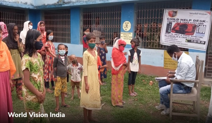 Child rights - World Vision India