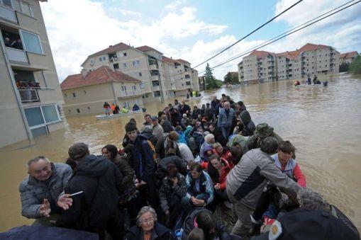 flood boat