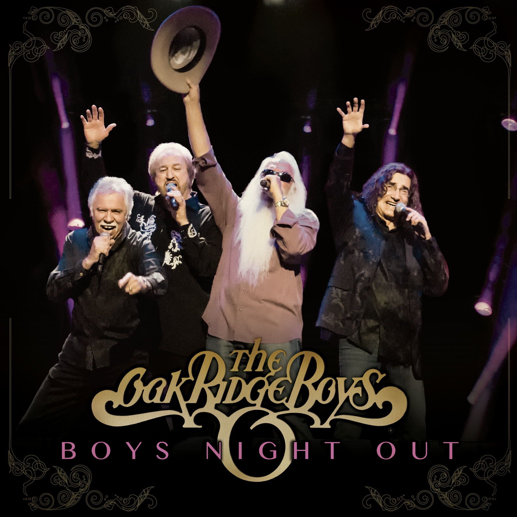 The Oak Ridge Boys ~ Boys Night Out