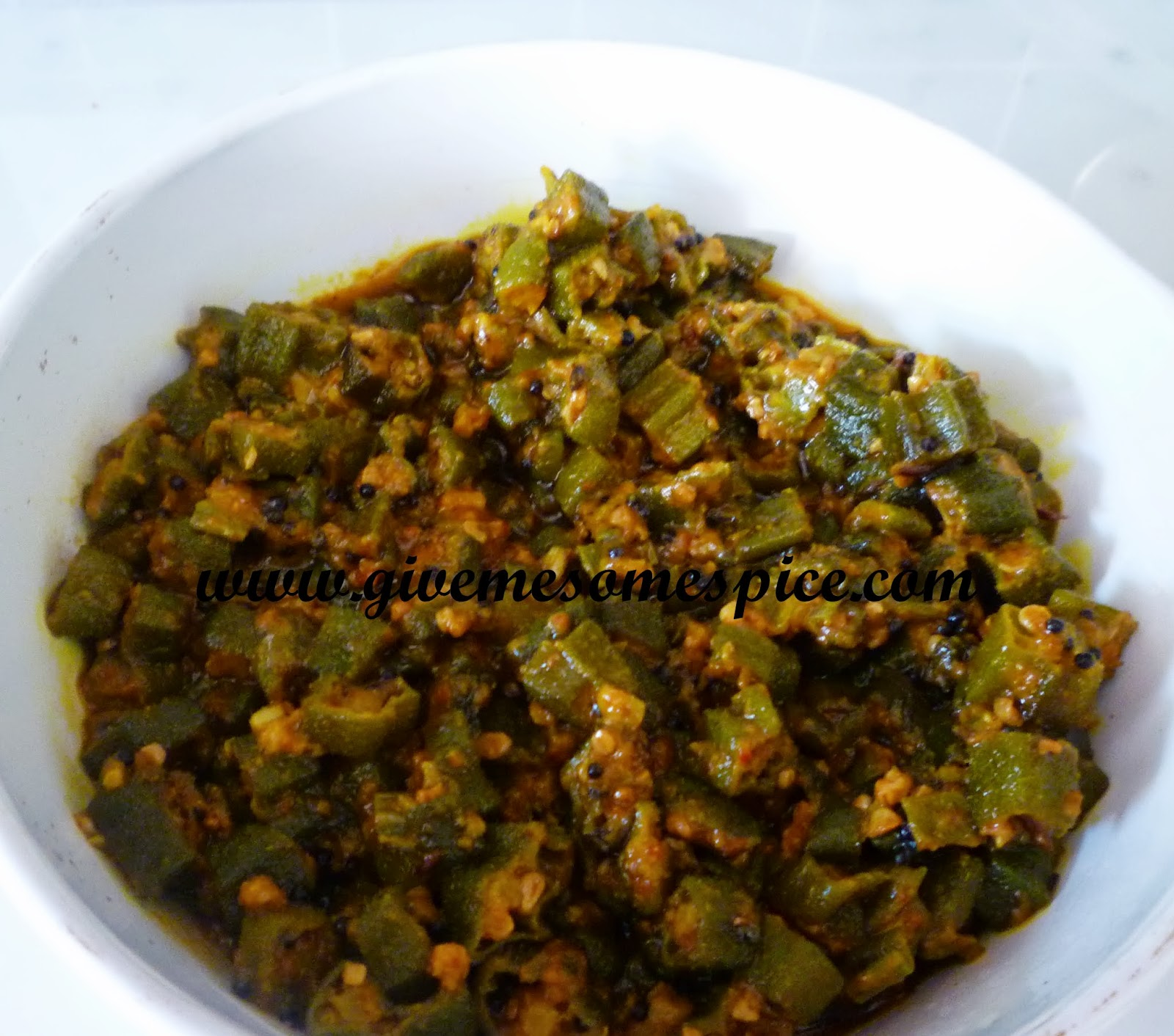 Okra Curry Bhinda Nu Shak Authentic Vegetarian And Vegan Recipes Traditional Indian Food Step By Step Recipes East African And Gujarati Recipes Traditional Recipes Give Me Some Spice