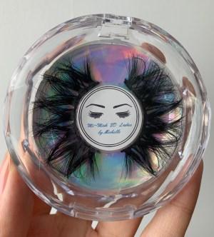 wholesale custom eyelash packaging