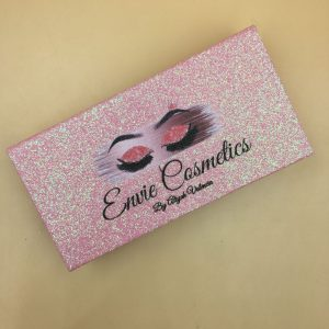 custom glitter eyelash packaging usa