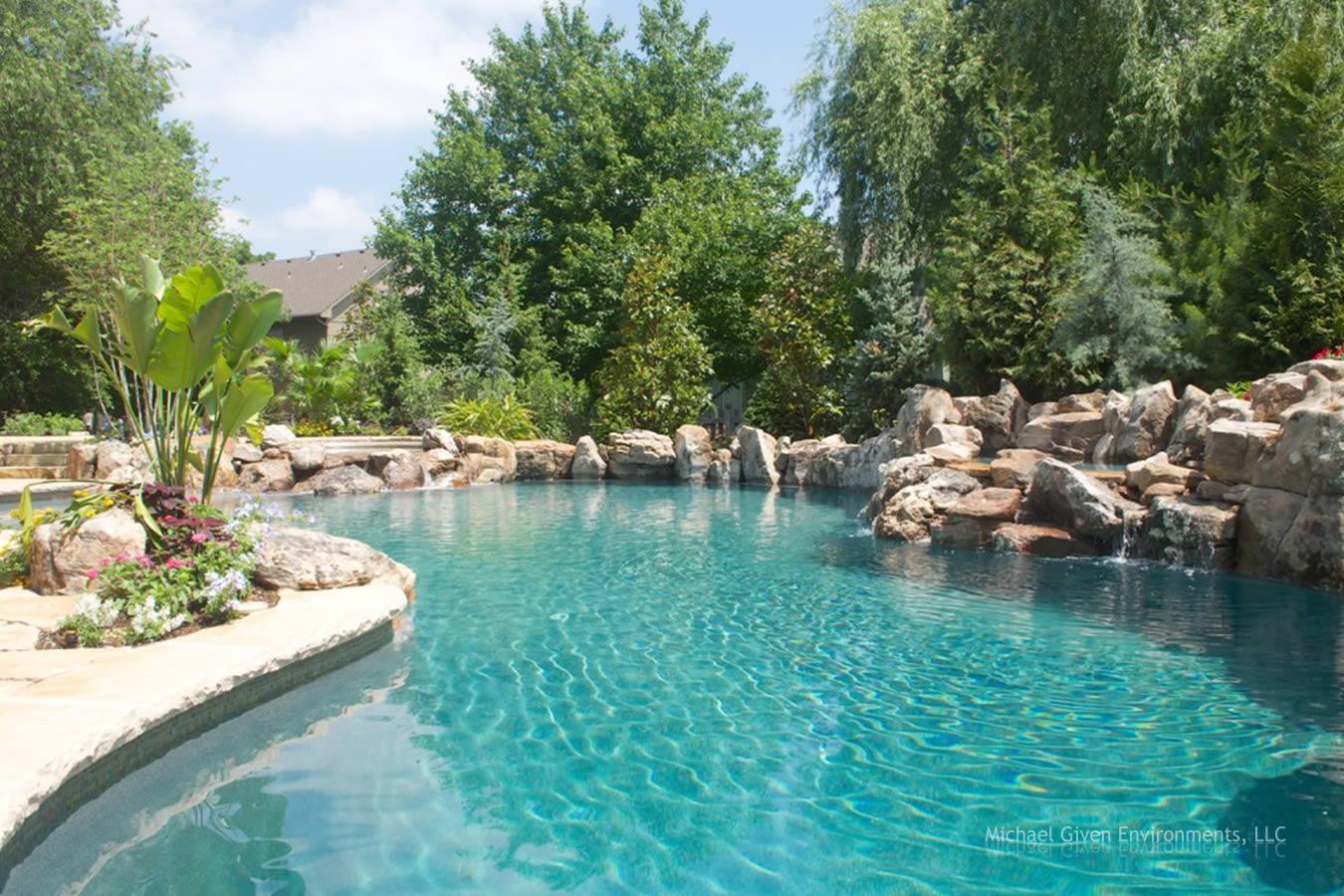 Adorable 20 Backyard Oasis Designs Decorating Design Of Total Landscape Care Announces 2013
