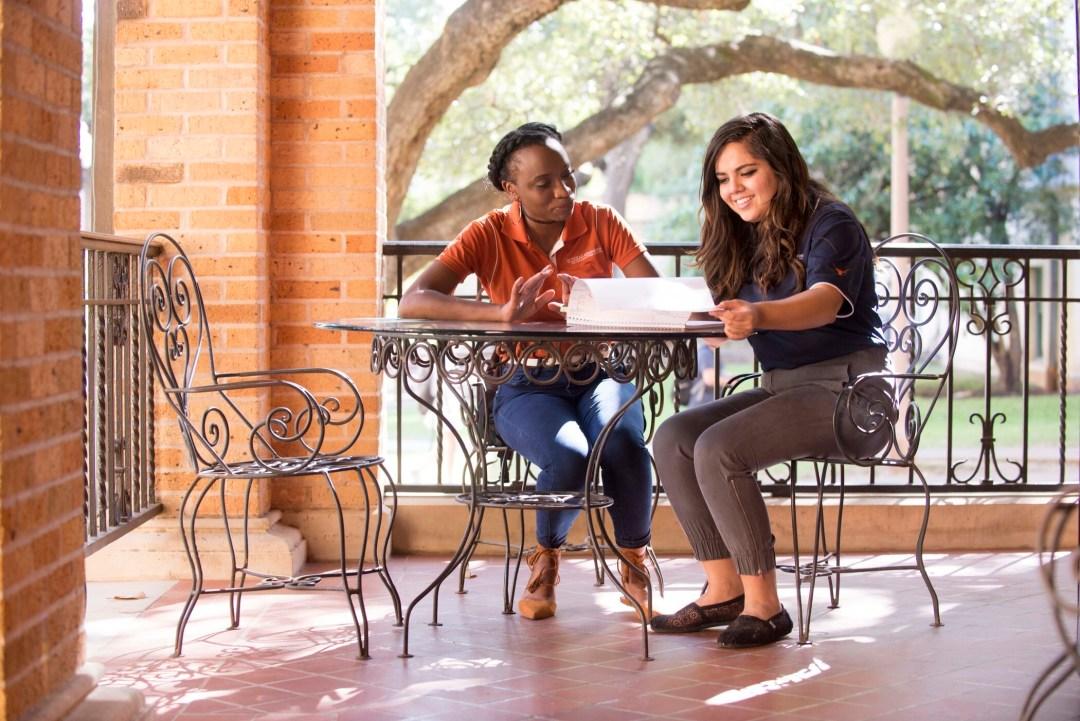 TC top photo students interacting