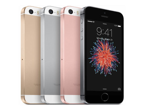 12 1494592570 apple iphone se 10 tech gift ideas for your Mother this Mother's Day: Smartphones, Wearables and more