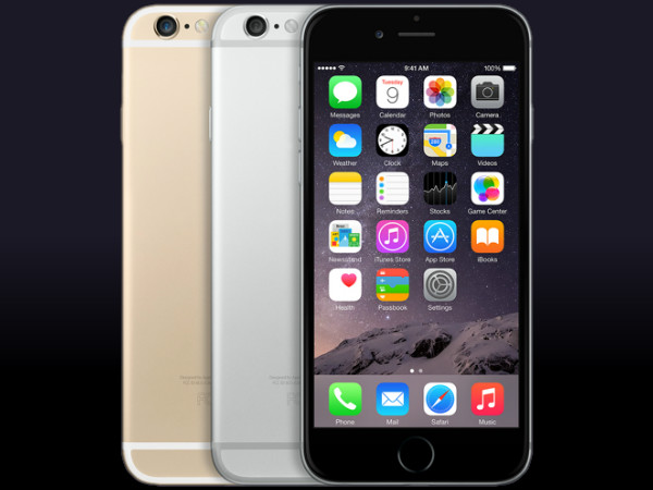 15% off on Apple iPhone 6 (Space Grey, 32GB)