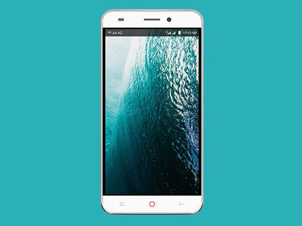 63% off on LYF WATER F1S