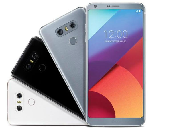 28% off on LG G6 FullVision (Platinum)