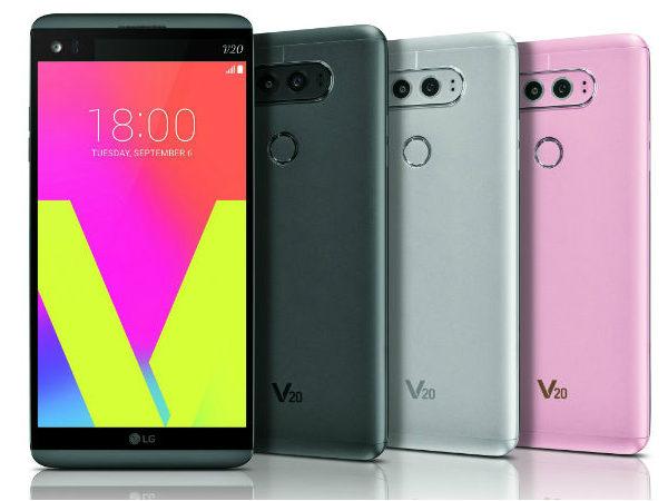 46% off LG V20 LGH990DS (Titan)