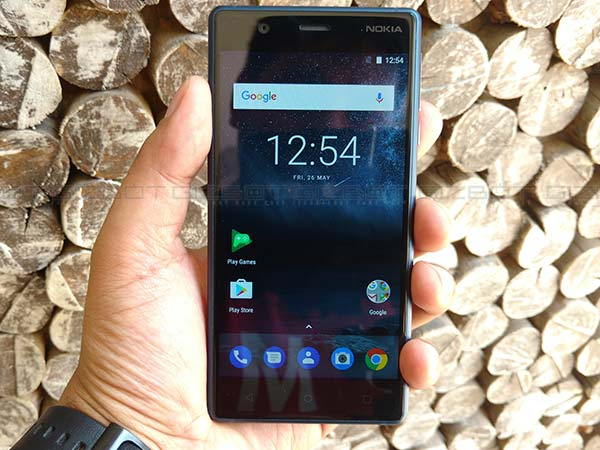 Nokia 3 sale starts in India at Rs. 9,499