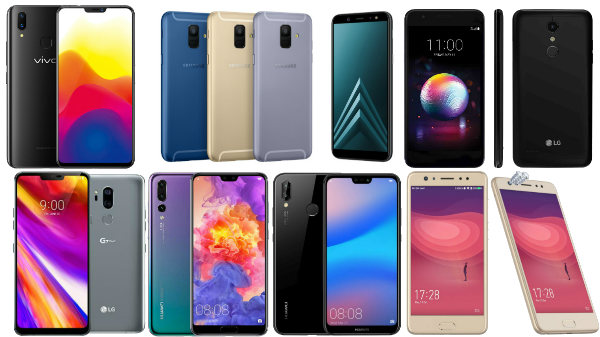 Week 18, 2018 launch round-up: LG G7 ThinQ, Vivo X21 and more