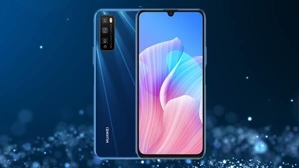 Huawei Enjoy Z 5G Announced with MediaTek 800 5G Dimensity Processor