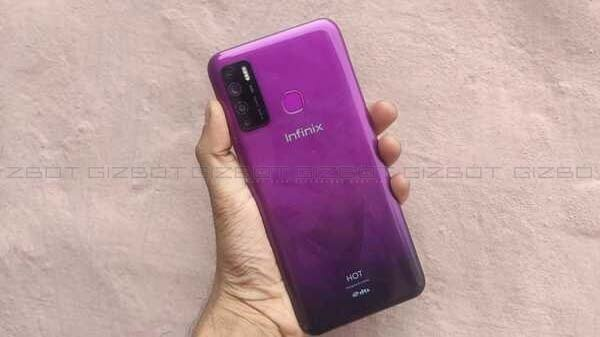 Infinix Hot 10 Lite Entry-Level Smartphone Goes Official: Price, Specs