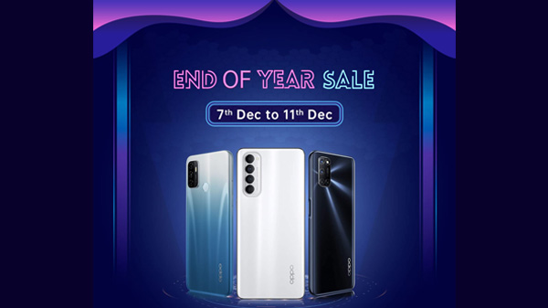Amazon Oppo Year End Sale 2020: Discount Offer On Smartphones