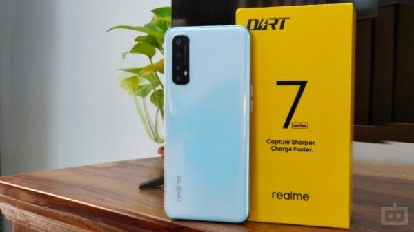 Realme 7 Series, Narzo 20 Pro Receives New Firmware Update In India