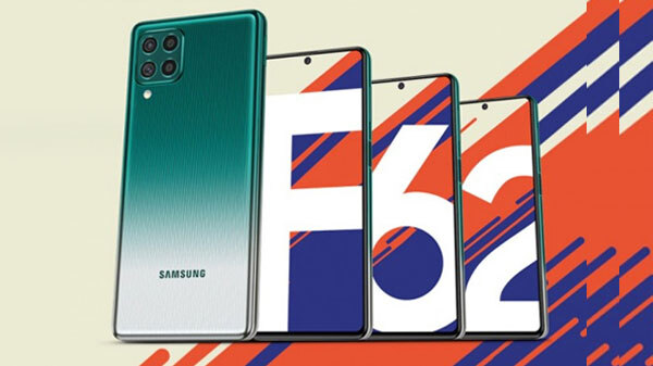 Samsung Galaxy F62 Confirmed To Come With 64MP Primary Sensor