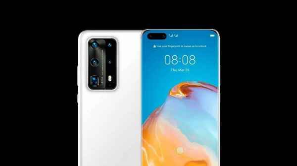 Huawei P40 With Kirin 990 4G Processor Officially Announced In China