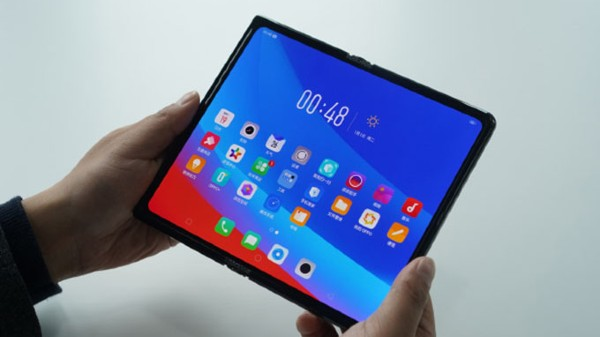 Oppo Foldable Smartphone Could Be Unveiled In June