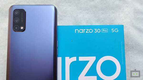 Realme Narzo 30 Pro 5G With 120Hz Display Goes On Sale Today