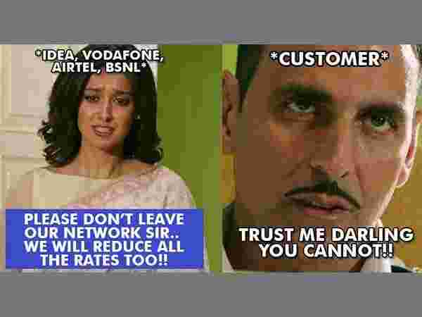 Reliance Jio Sim 10 Hilarious Memes Making Rounds On The Internet