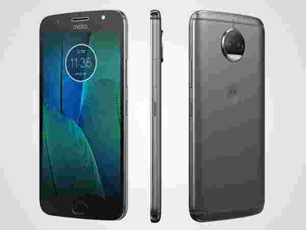 6% off on Motorola Moto G5s Plus (Lunar Grey, 64GB)