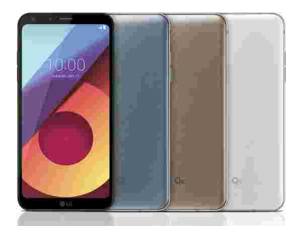 18% off on LG Q6 (Black, 18:9 FullVision Display)