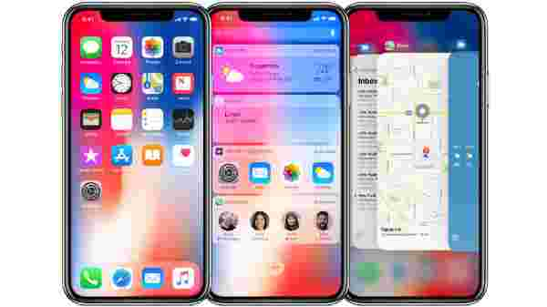 Apple iPhone X (US$ 999)