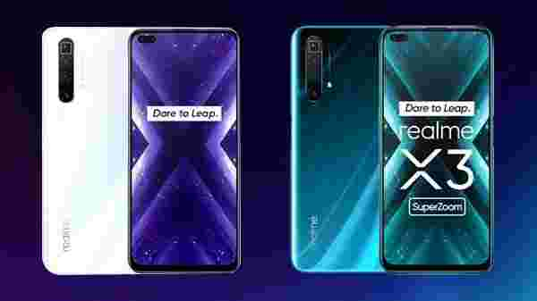 Realme X3 SuperZoom Edition