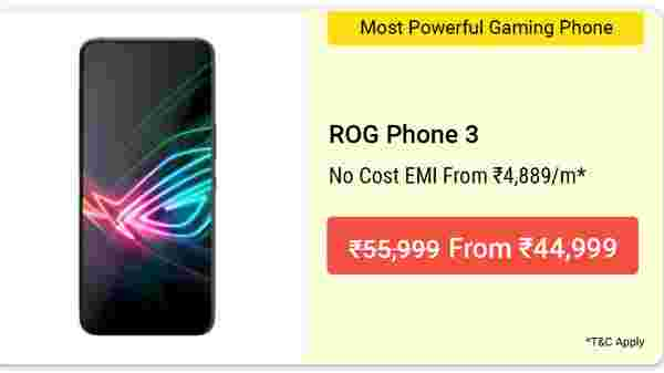 17% Off On Asus ROG 3