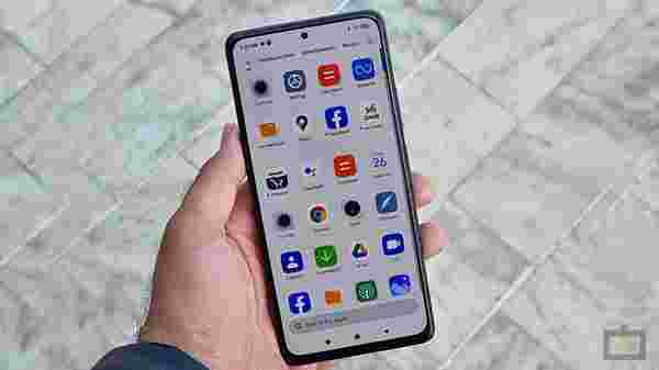 Android 11 Out-Of-The-Box (MIUI 12.0.3)