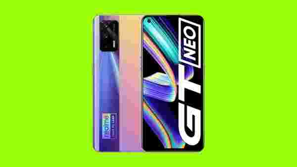 Realme GT Neo (Expected To Launch On July 11th launch In India)
