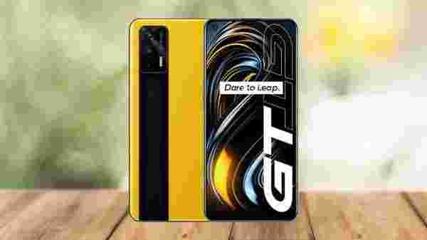 Realme GT Master Edition ((Expected To Launch On July 4th launch In India)