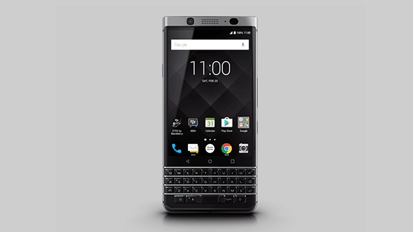 BlackBerry KEYone: Can support 52 app shortcuts