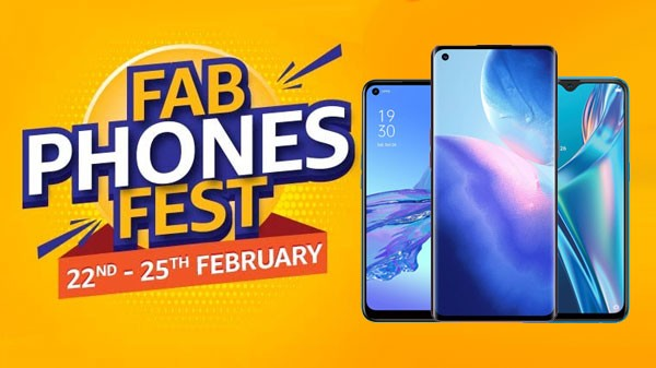 Amazon Fab Phone Fest 2021: Get Up To 40% Off On Premium Smartphones