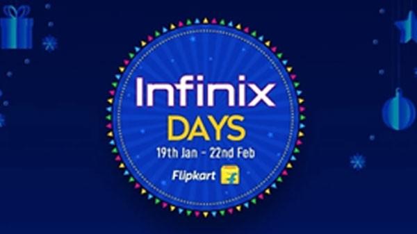 Flipkart Infinix Days 2021