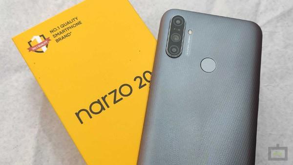 Realme Narzo 20A 64GB