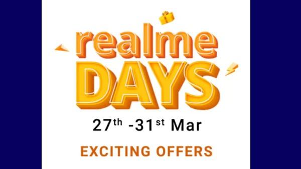 Flipkart Realme Days: Holi Festival Sale On Realme Smartphones