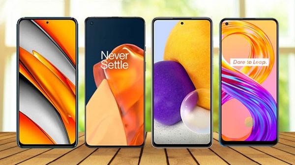Last Week Top Trending Smartphones: Xiaomi Poco F3, Redmi Note 10 Pro, OnePlus 9 Pro, Realme 8 Pro, And More
