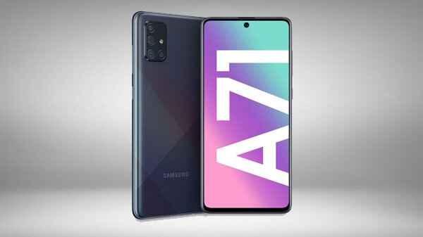 Samsung Galaxy A71 (21% Off)