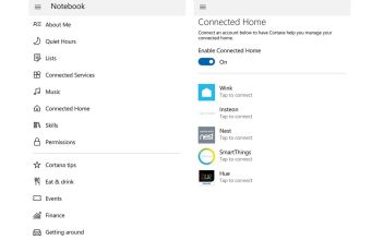 Microsoft Connected Home