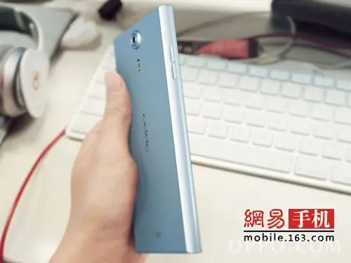 oppo find 5 to be thicker than first expected