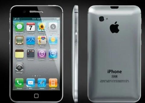 iphone 5 improved 12 mega pixel rear camera