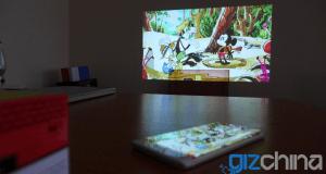 doogee p1 projector review