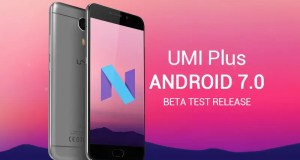 UMi Plus Android N