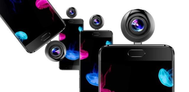 Elephone 720 camera