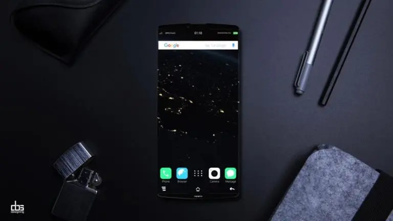 Oppo Find 9 Design Shown In Concept Video
