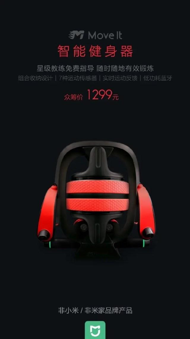 Xiaomi Move It