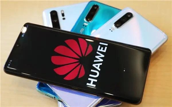 Huawei's smartphones