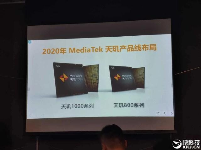 MediaTek Dimensity 800 Announced, Coming in Q2 2020